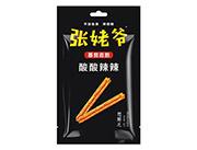 玉峰食品张姥爷番茄味面筋麻辣食品2根排面休闲零食65g