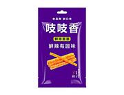 玉峰食品吱吱香鲜辣面筋麻辣小食品3度鲜65g