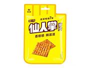 玉峰仙人掌面片麻辣食品休闲小食品32g