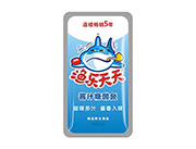 玉峰渔乐天天酱汁糖醋鱼仔鱼干鱼丝麻辣食品12g