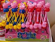 小猪碰球棒棒糖12支装