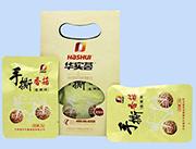 华实荟休闲食品手撕香菇香辣味袋装