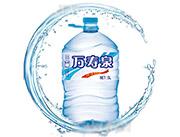 万寿泉小兴安岭天然矿泉水5L