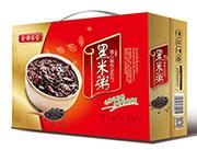 金锣家宝黑米粥礼盒