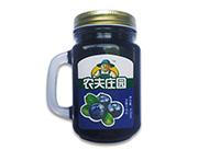 恒爱农夫庄园蓝莓汁420ml