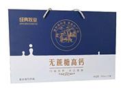 经典牧业无蔗糖高钙复合蛋白饮品250mlx12盒