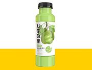 U乐乳果奇异果味乳酸菌果汁