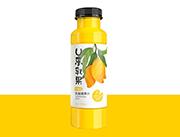 U乐乳果芒果味乳酸菌果汁