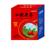 果时刻山楂果茶饮料1lx6瓶