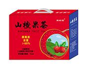 果时刻山楂果茶饮料1lx4瓶