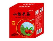 果时刻山楂果茶1lx6瓶