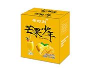 果时刻芒果汁果肉饮料1lx6瓶
