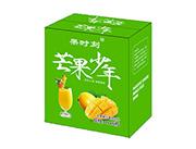 果时刻芒果汁果肉饮料1lx6瓶礼盒