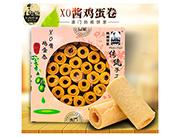 妈阁饼家XO酱鸡蛋卷礼盒装-230g