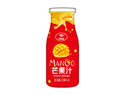 芒果汁果味饮料330ml