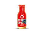 真情蓝莓汁饮料310ml