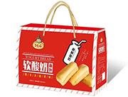 享麦福软酸奶面包礼盒