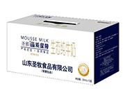 圣慕金牌生态纯牛奶250mlx12盒开窗
