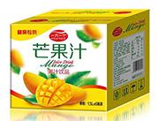 怡能芒果汁1.5lx6