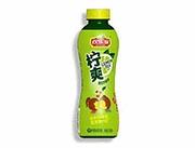 欢乐家真茶真柠檬柠爽港式柠檬味茶饮料500ml(绿)