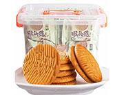 润德康猴头菇饼干