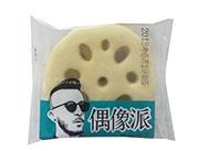 润德康偶像派酥性饼干蓝
