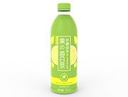 元�萆�林果の每日茶柠檬绿茶饮料500ml