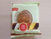 李幸福 绿豆沙 中秋月饼 60g