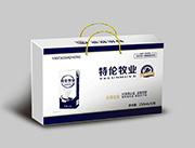 特伦牧业低脂低糖复合蛋白饮品250mlx12盒