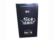 智元B族250ML20盒手提袋