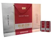 智元B族核桃乳红色苗砖250ML×12手提袋