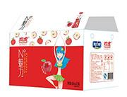 欢虎红苹果味果醋饮料420ml×15瓶