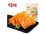 百草味麻辣豆皮65g