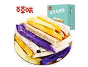 百草味混合蔬果�l90g
