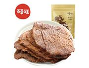 百草味牛肉片-100g