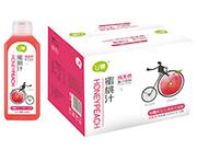U幕蜜桃汁饮料450ml×15瓶