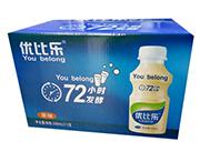 优乐比原味乳酸菌饮品338ml×12