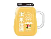 淇果庄园苹果醋345ml