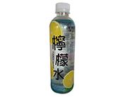 爱加壹柠檬水果味饮料500ml