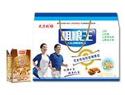 太子牧场粗粮王花生核桃低糖原浆(礼盒)250ml×12盒