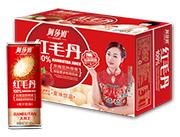 阿莎姆红毛丹果味饮品245ml×24罐