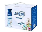 希雅醇澳洲风味原味酸奶饮品240mlx10瓶