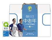 沁养中老年低糖100%CPP高钙低糖奶250ml×12盒