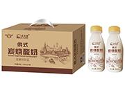 乳乐滋俄式炭烧发酵酸奶饮品300ml×10瓶