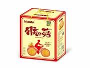 华豫杨老大猴头菇酥性饼干箱装