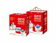 青岛养元经典牧场高钙奶复合蛋白饮品250mlX12盒(红)