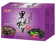 欧珍低糖黑米紫薯粥