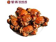 紫燕百味鸡香辣大闸蟹500g