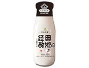 智乐尔馨经典原味发酵酸奶饮品300ml瓶装