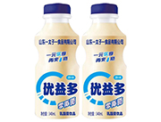 一太子一优益多原味味乳酸菌饮品340ml